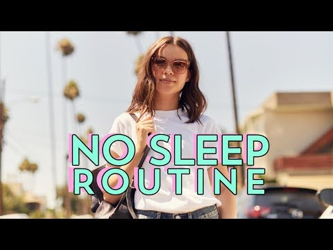 GRWM: I Got No Sleep! Makeup + Skincare | Ingrid Nilsen