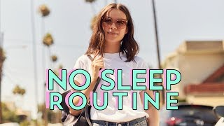 GRWM: I Got No Sleep! Makeup + Skincare | Ingrid Nilsen thumbnail