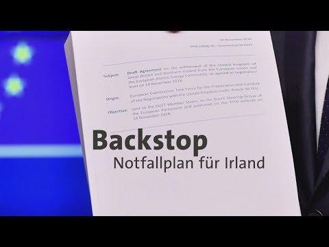 Brexit: Was ist der Backstop?