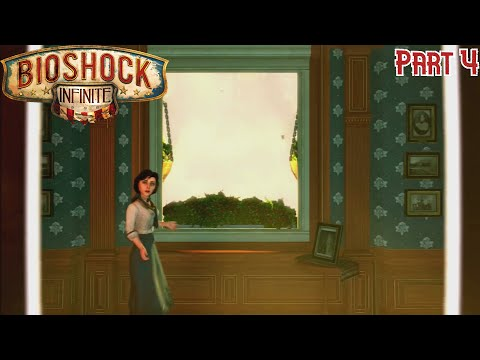 Bioshock Infinite Playthrough - PART 4 - Soldiers Field (No Commentary)