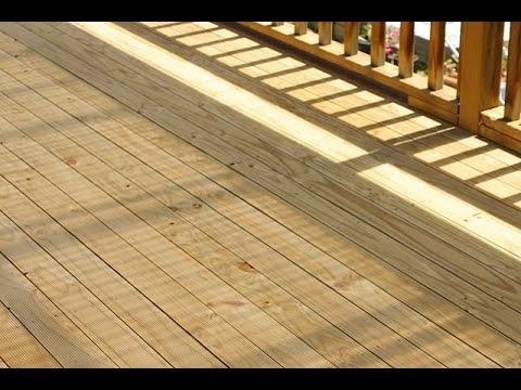 Bondex Decking Oil How To Treat A Wooden Deck Doovi