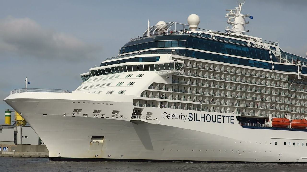 Celebrity Silhouette Profile Page - Beyondships