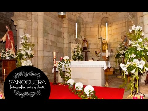 Flores Para Iglesia Y Bodas Decoración Iglesia Boda Arreglos Florales Para Bodas