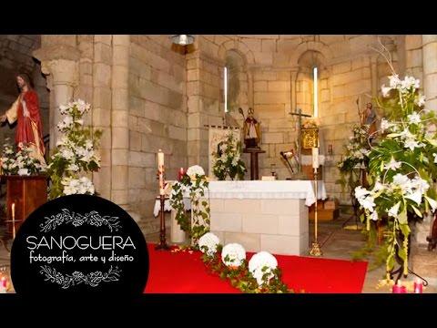 flores para iglesia y bodas decoraci n iglesia boda