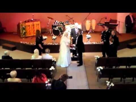 Wedding of Rev. Benjamin Blankenship & Victoria Lee