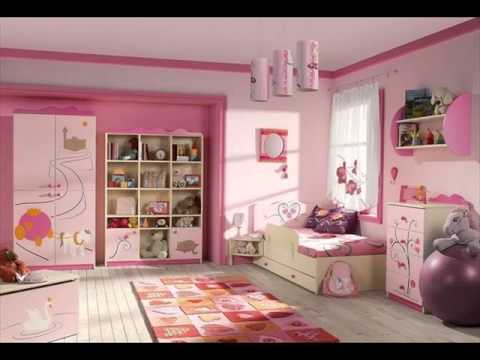 Best Design Idea : 40 Excellent Girl Bedroom Chandeliers - YouTube