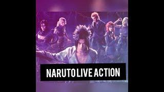 Imagens de Naruto live  - action divulgadas, Olhe !