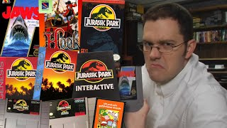 Spielberg Games - Angry Video Game Nerd