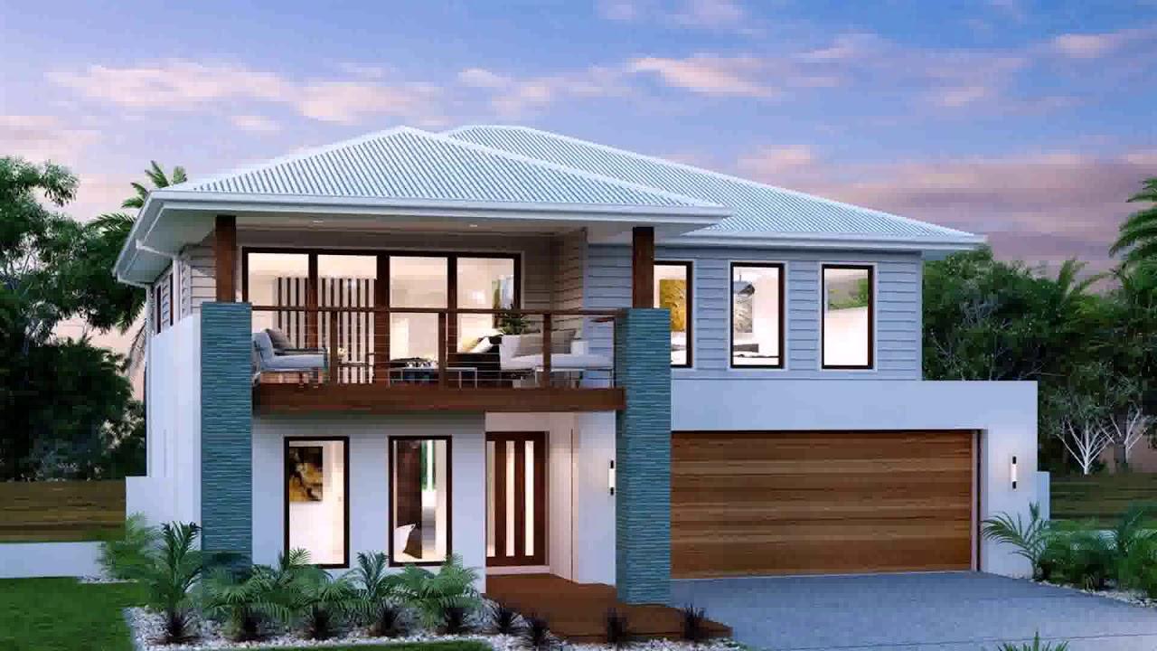Modern queenslander house designs youtube - Modern queenslander home designs ...