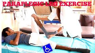 Kegiatan disela perawatan pasien paraplegi dan tetraplegi. Fase rehabilitasi..
