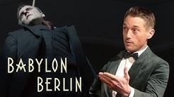 BABYLON BERLIN Staffel 3x1: Gereon hat eine Horrorvision | Volker Bruch erklärt die Eröffnungsszene