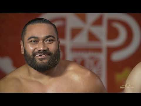 Samoan And Tongan Tatau