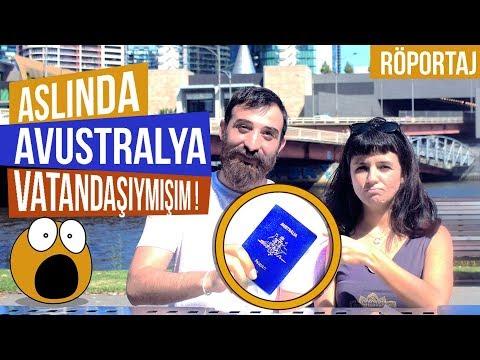 Aslında Avustralya Vatandaşıymışım ! | Avustralya'ya Göç | Avustralya'da Yaşam