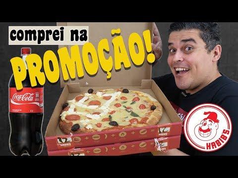 PROMOÇÃO de Pizza Genialle  - HABIB'S