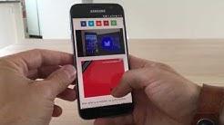 Näin asennat Android auto apin Samsung Galaxy S7 puhelimeen.