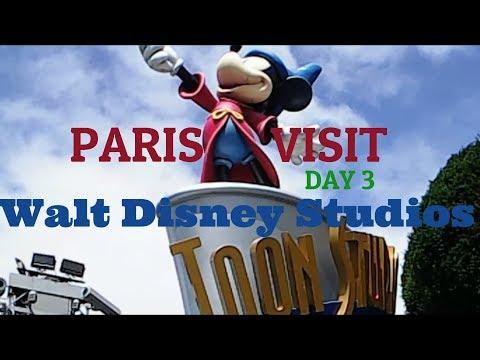 mahith-&-megha-:-paris-trip-day-3---walt-disney-studios