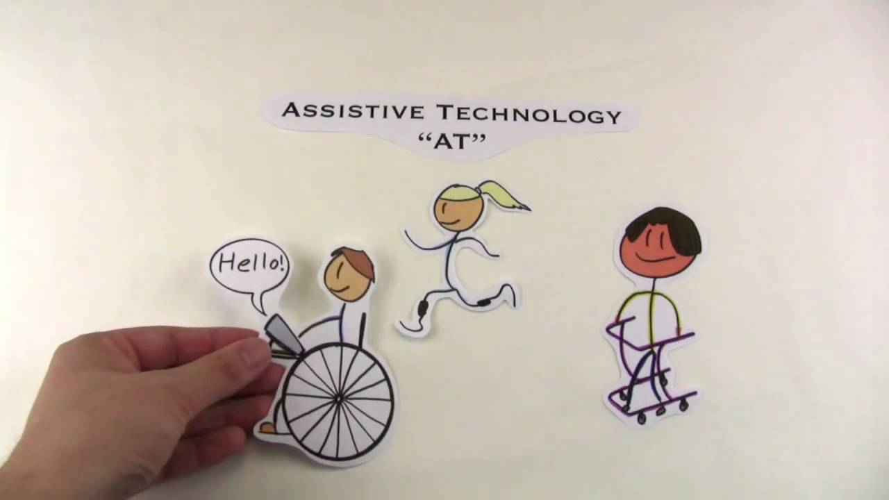 assistive technology and special needs children essay