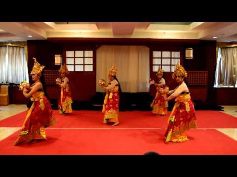 Bali Rara perform SEKAR JAGAT in Bonenkai Festival 9 , Bogor - Hotel Salak , Jan 17'15