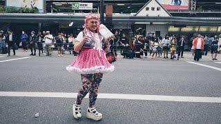Самый модный район Токио - Харадзюку. Улица Такещита и японские блинчики.