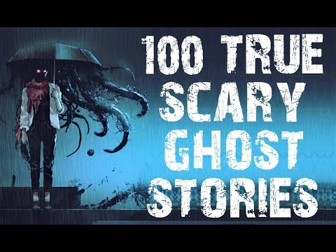 100 TRUE Terrifying Ghost & Paranormal Stories To Creep You Out! | (Scary Stories)