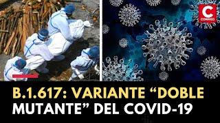 """Coronavirus en India: ¿Por qué debería preocuparnos la variante """"doble mutante"""" del COVID-19?"""