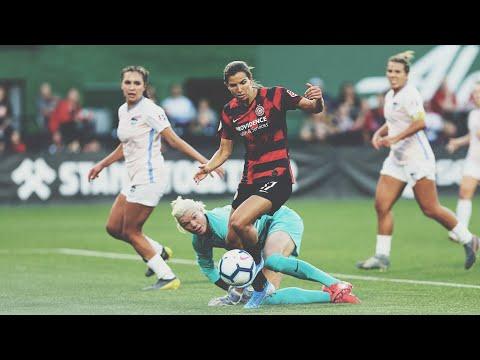 Highlights: Portland Thorns FC Vs. Houston Dash | July 24, 2019