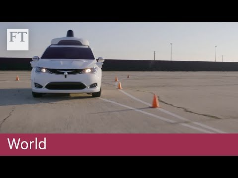 Google owner tests first driverless car on the city streets