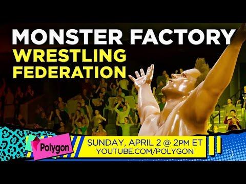 Monster Factory Wrestling Federation: MONSTER MANIA