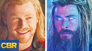 Thor: From Marvel Comics To MCU Big Screen