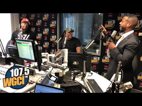 The WGCI Morning Show - Marlon Wayans Stops By The Morning Show To Talk About His New Movie!