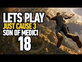Just Cause 3 Walkthrough Part 18 ''Son Of Medici'' Story Gameplay