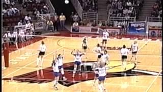 1998 IHSA Girls Volleyball Class AA Championship Game: Orland Pk (Sandburg) vs. Naperville (C.)