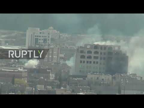Yemen: Violence escalates in Sana'a as Saleh loyalists battle Houthis