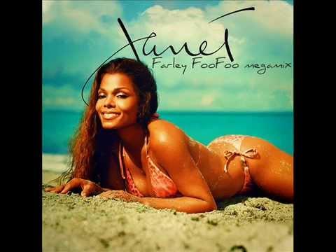 Janet Jackson 2015 remix megamix by Farley FooFoo