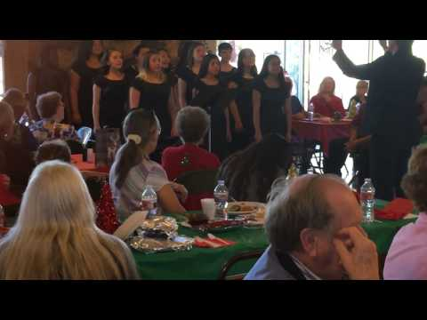 Hans Christensen Middle School Choir
