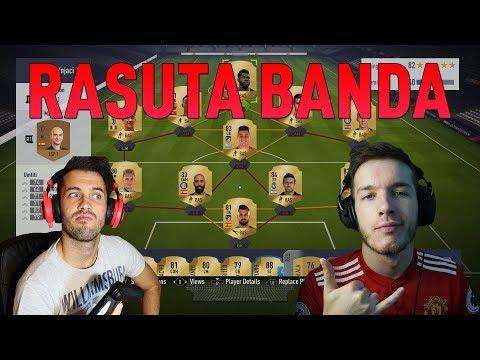 RASUTA BANDA CHALLENGE - FIFA 18