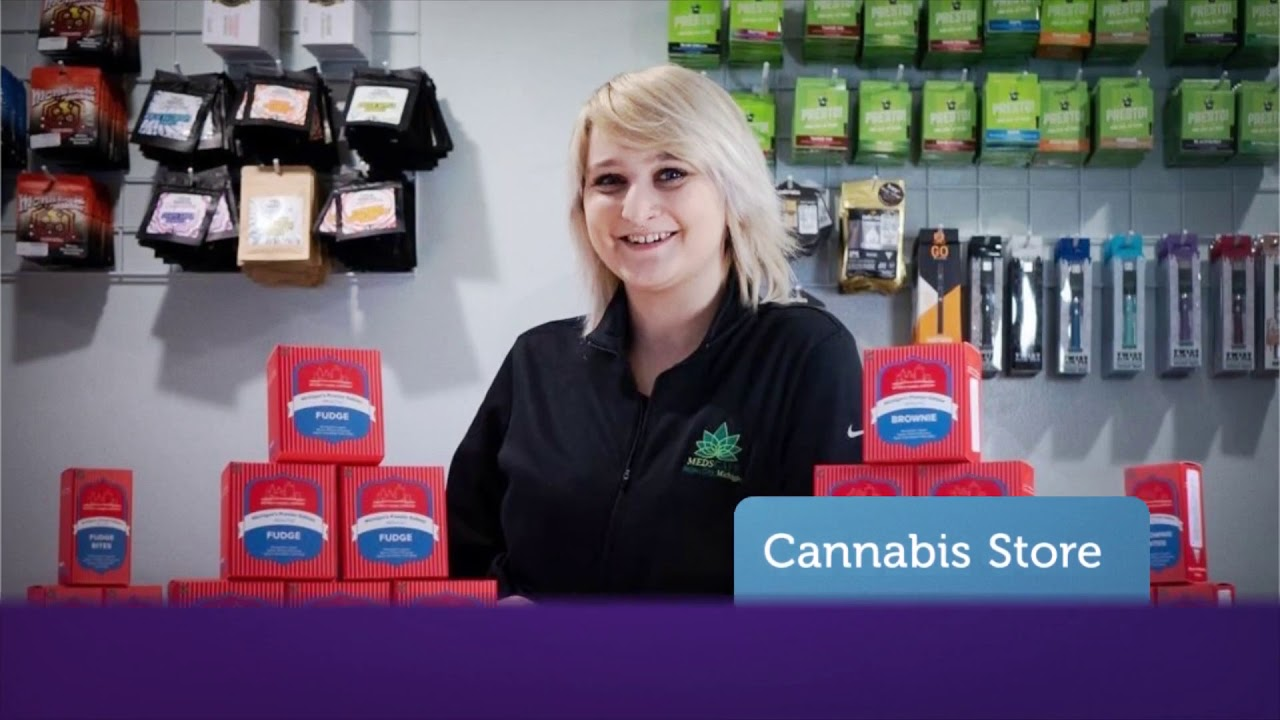 Meds Cafe Lowell Mi : Cannabis Store