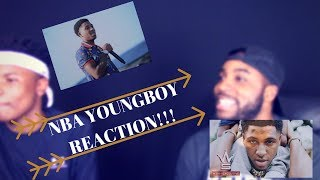 COUSIN REACTS TO NBA YOUNGBOY PT 1!!