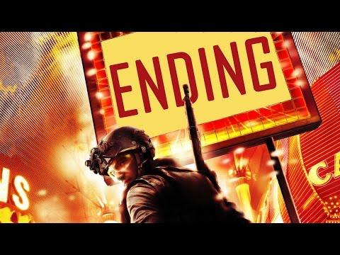Rainbow Six Vegas 2 ENDING / LAST MISSION - Walkthrough Gameplay Part 17 [ Hacienda/Showdown ]