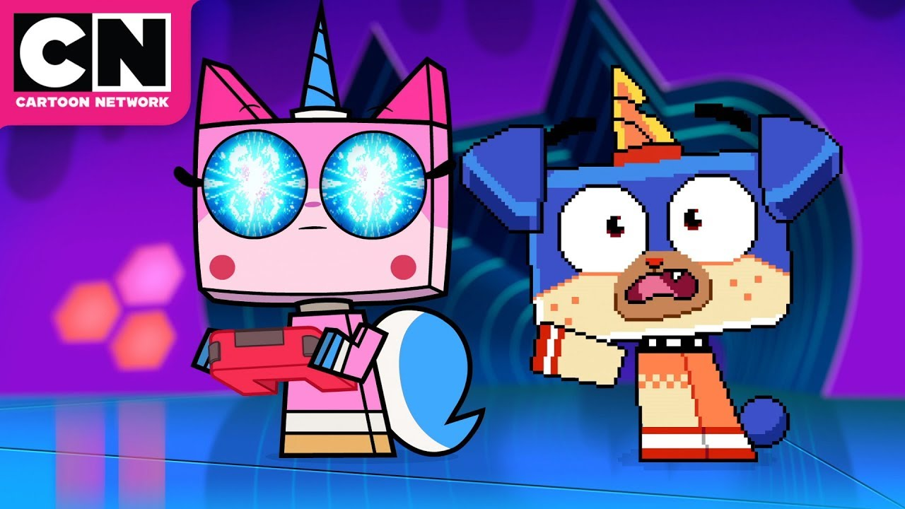 Unikitty There Is Only The Zone Cartoon Network Youtube