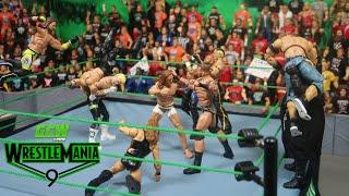 GCW WRESTLEMANIA 9 PART 2 (WWE Tag Turmoil Action Figure Match)