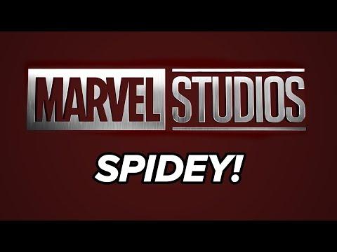 Marvel LogoIntro from SpiderMan Homecoming Original 1967 Music!