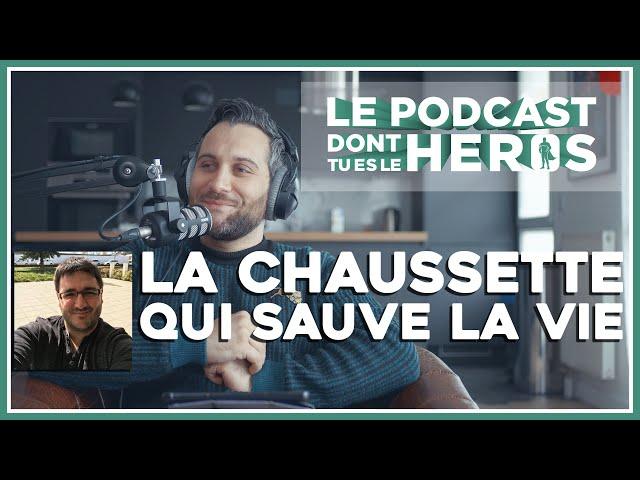 #7 Le Podcast Dont Tu Es Le Héros avec... Rachid Antoine