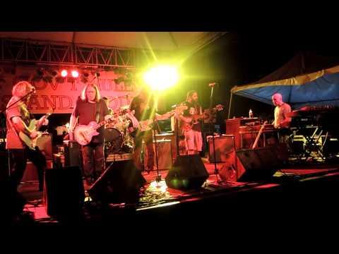 Cortez the Killer Anders Osbourne Band with Warren Haynes and Danny Louis, Island Exodus 11813