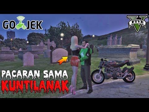 GOJEK PACARAN SAMA KUNTILANAK - GTA 5 GOJEK PARODY thumbnail