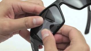 Oakley Eyepatch 2 Sunglasses Lenses Replacement(Installation/Removal)