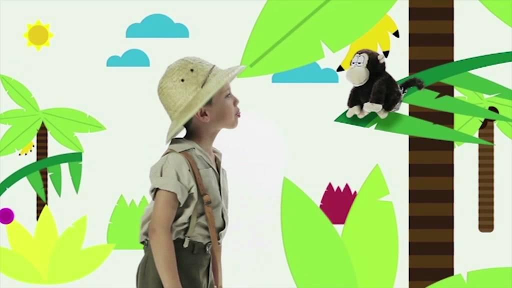 Download Talende abe - han efteraber dig!
