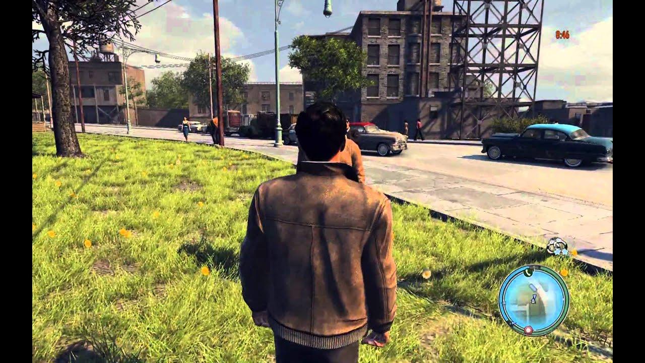 Mafia 2  Pc Gameplay Max Settings, Physx Max [full Hd