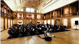 Rui de Luna e a Banda da Armada — Concerto Luso   Portugal