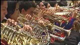 Sinfónica Nacional Infantil de Venezuela / Simon Rattle - Bernstein - Mambo (from West Side Story)